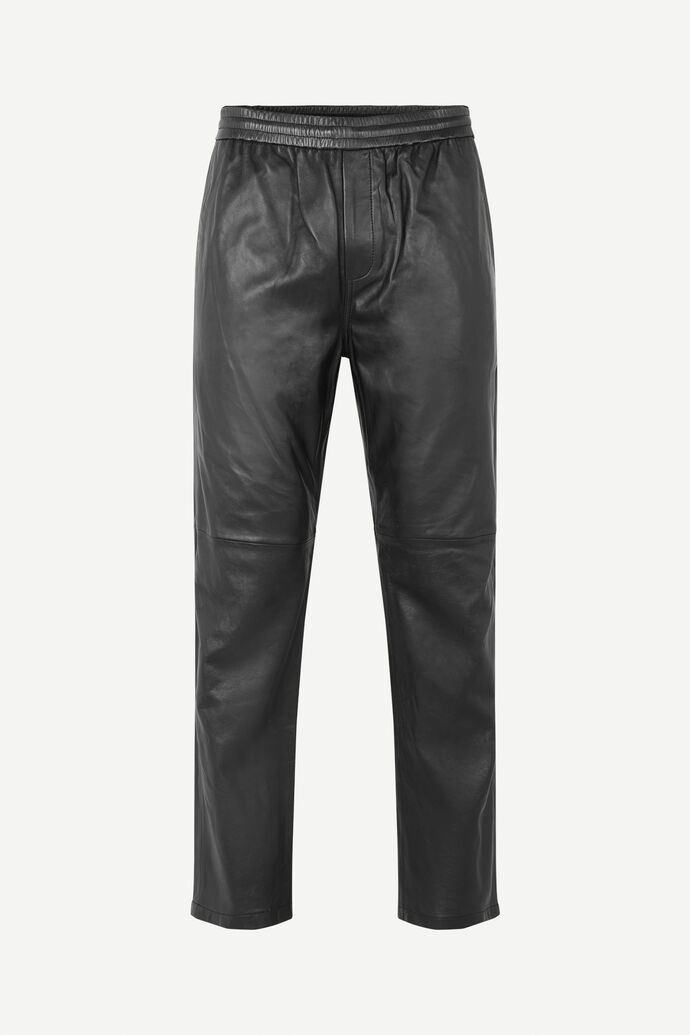 Jabari trousers 12896, BLACK