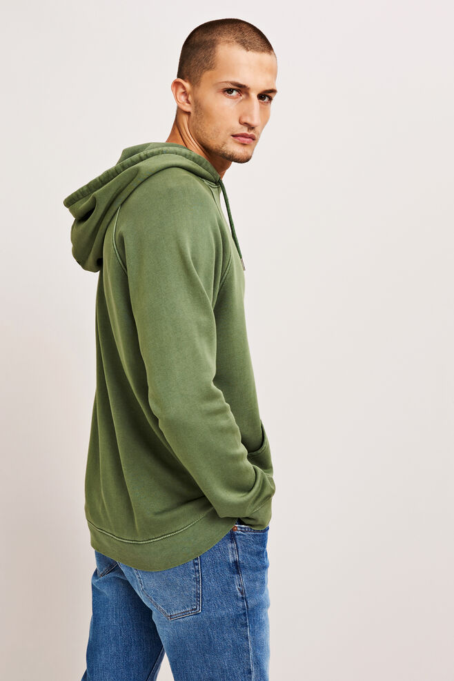 Tash hoodie 9665, THYME