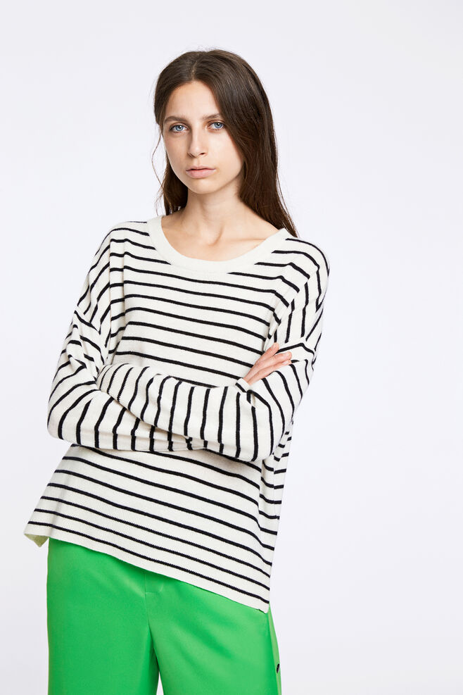 Regina o-n stripe 6304, BLACK STRIPE