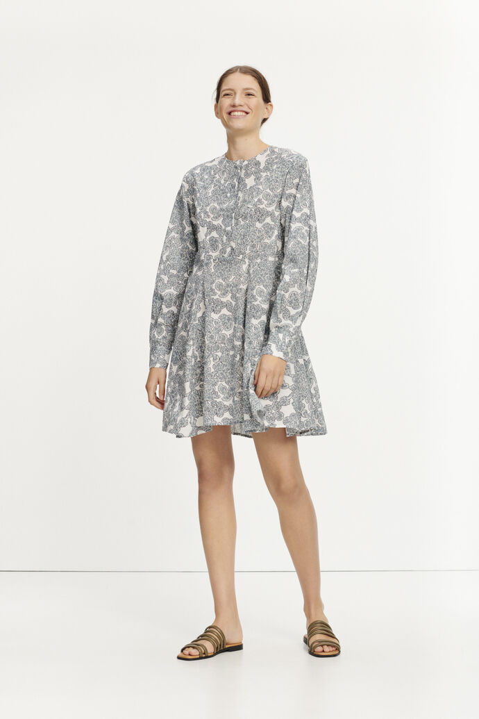 Karlene shirt dress aop 11462