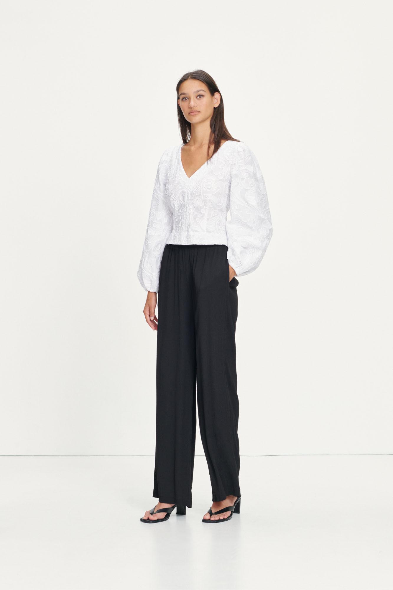 Gedione trousers 13018, BLACK