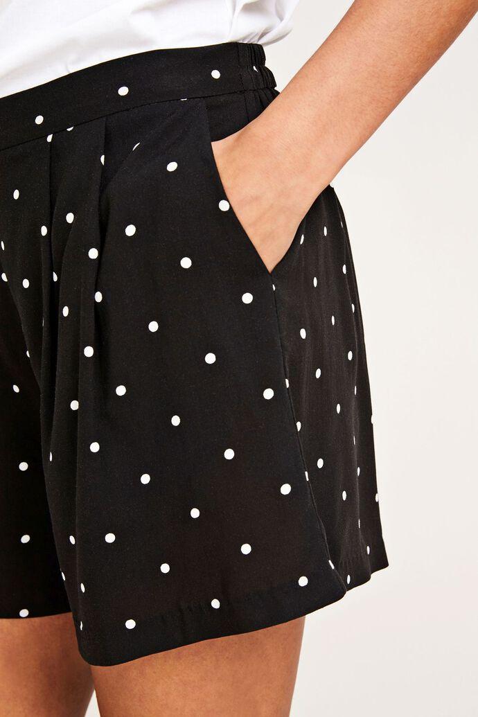 Ganda shorts aop 9943, POINT NOIR
