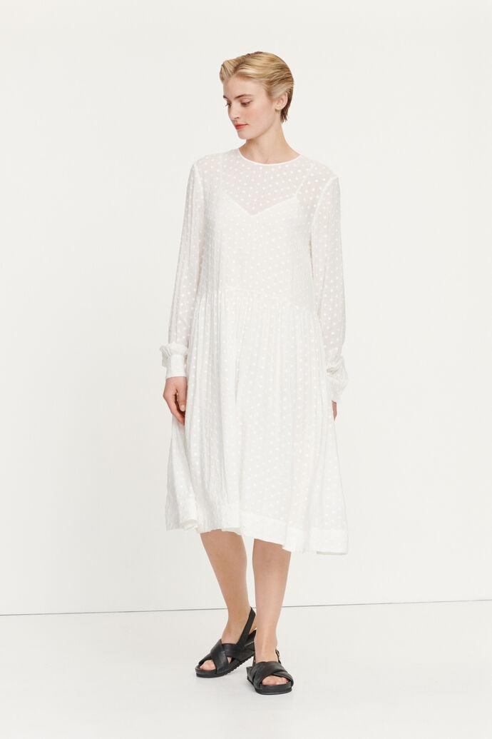 Julia dress 12687, BLANC DE BLANC