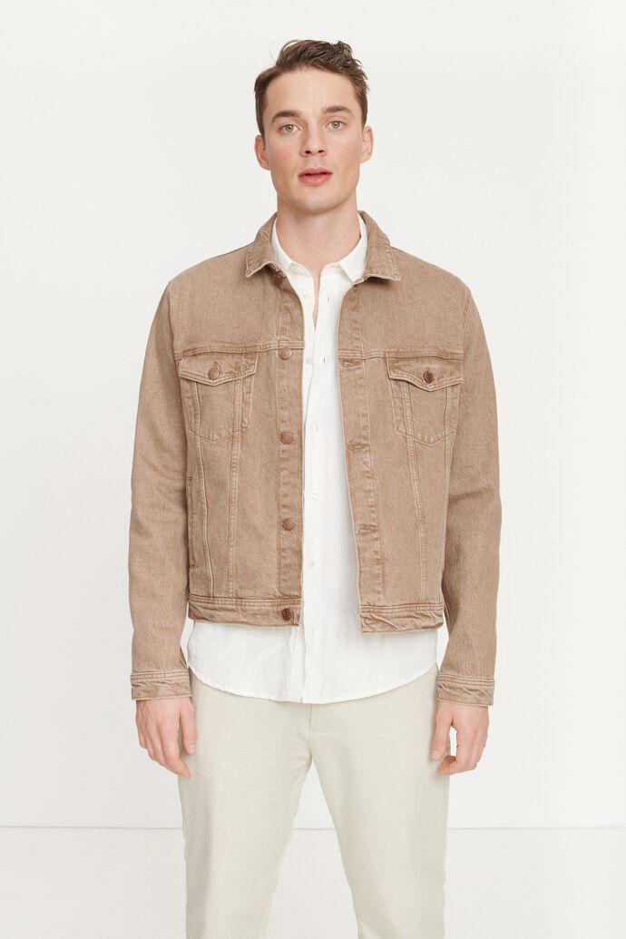 Laust jacket 12717, WOOD