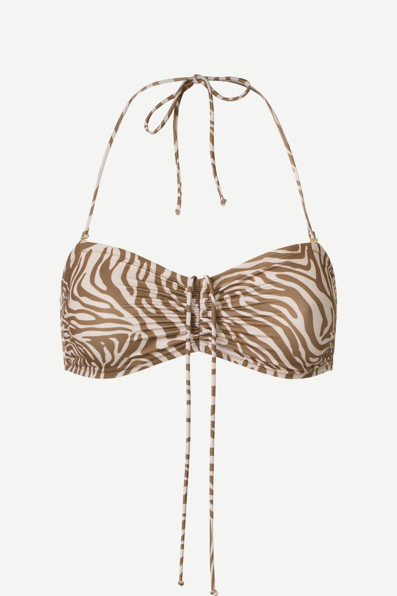 Gytea bikini top aop 10725