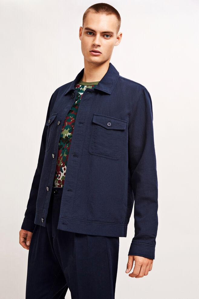 Balatum jacket 9778, DARK SAPPHIRE
