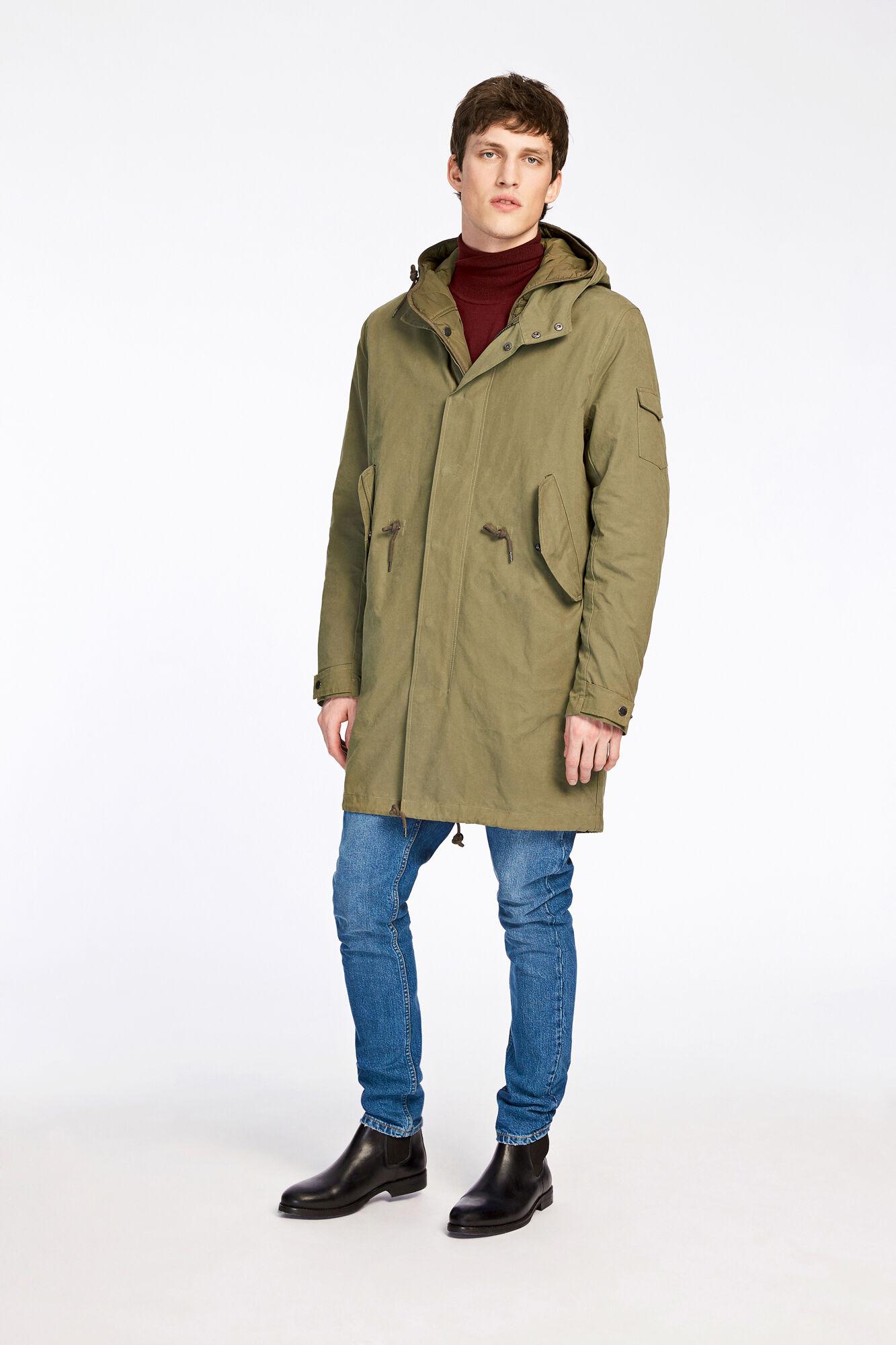 Marconi jacket 8231, DUSTY OLIVE