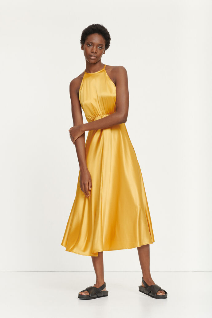 Rhea ml dress 9697, MINERAL YELLOW