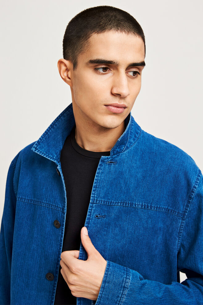 Cusack jacket 9970, DENIM BLUE