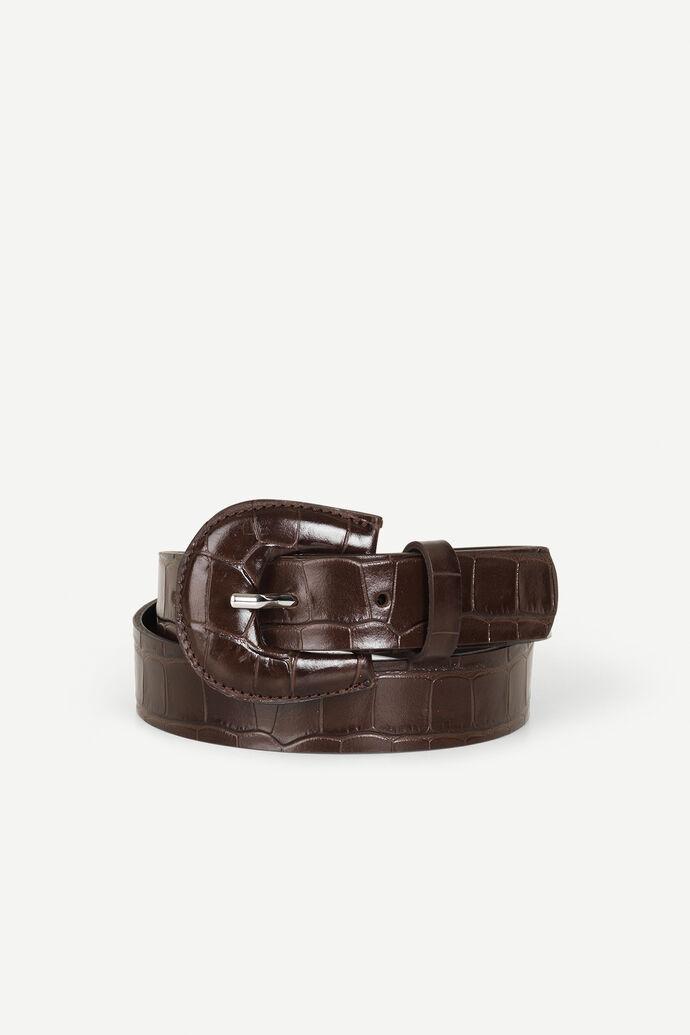 Fira belt 14194, DARK BROWN numéro d'image 0