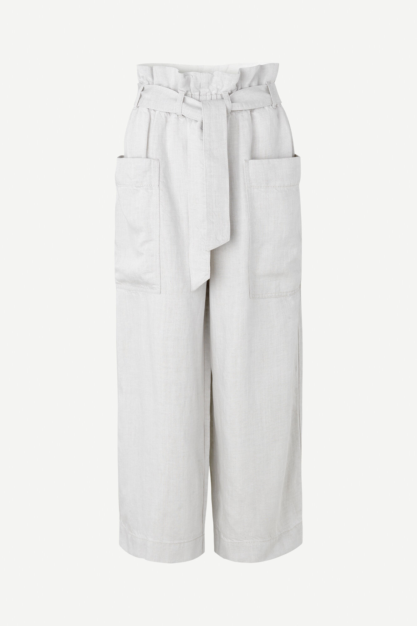 Manz trousers 11484, WARM WHITE