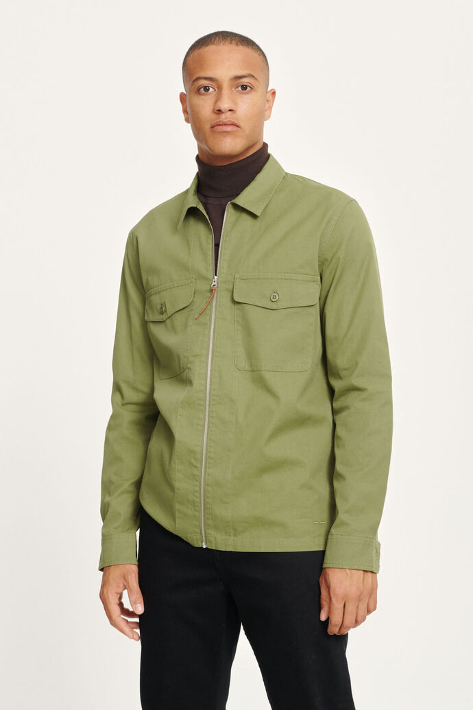 Kato zip shirt 12798
