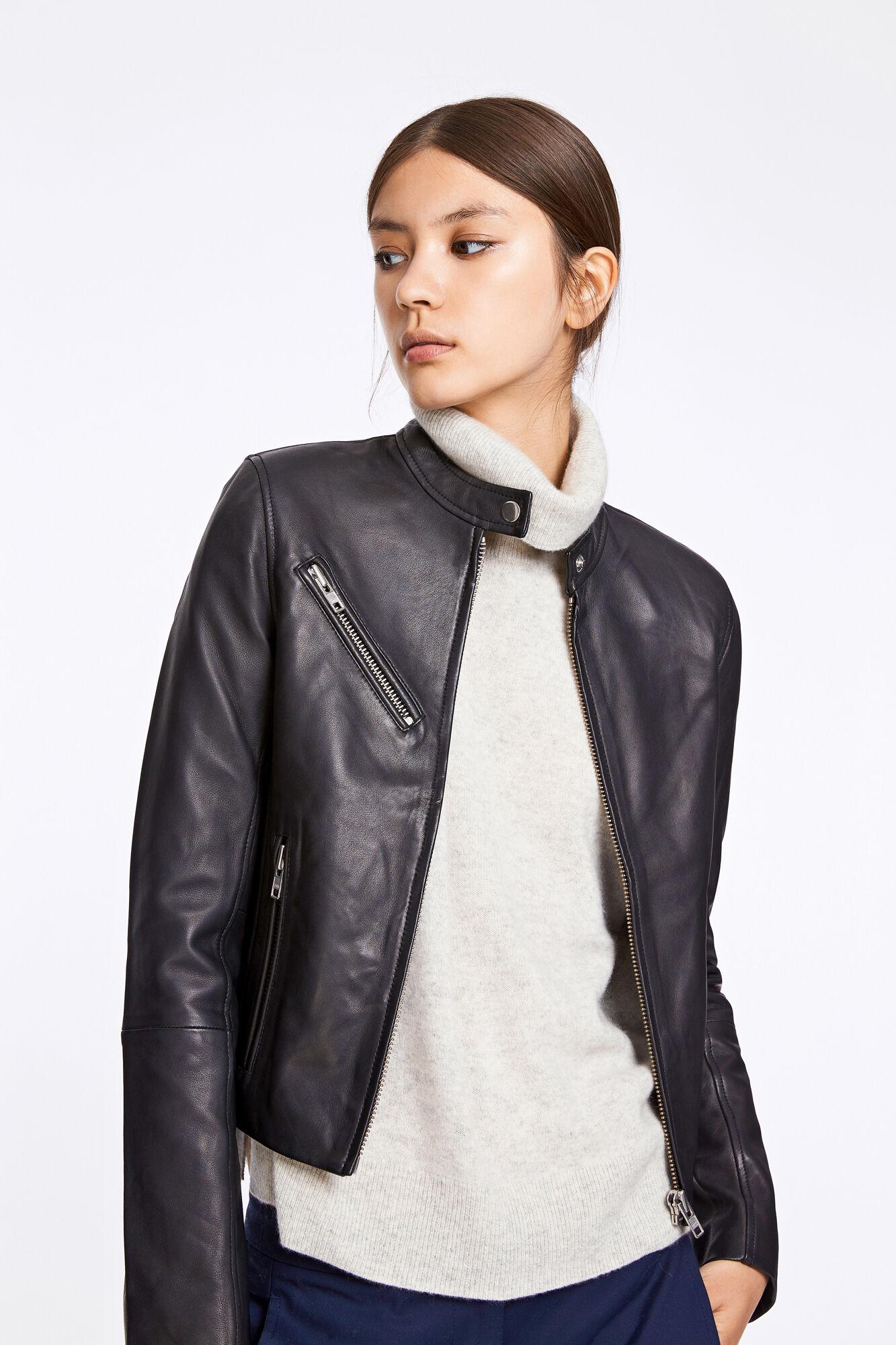 Gains jacket 7248, BLACK