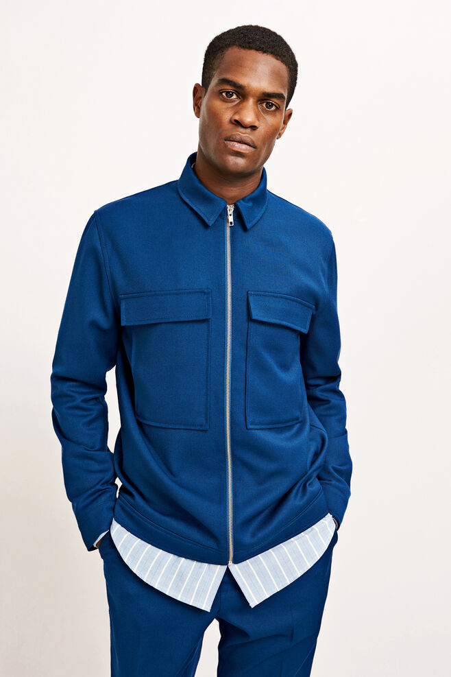 Gus jacket 8197, BLUE WING TEAL
