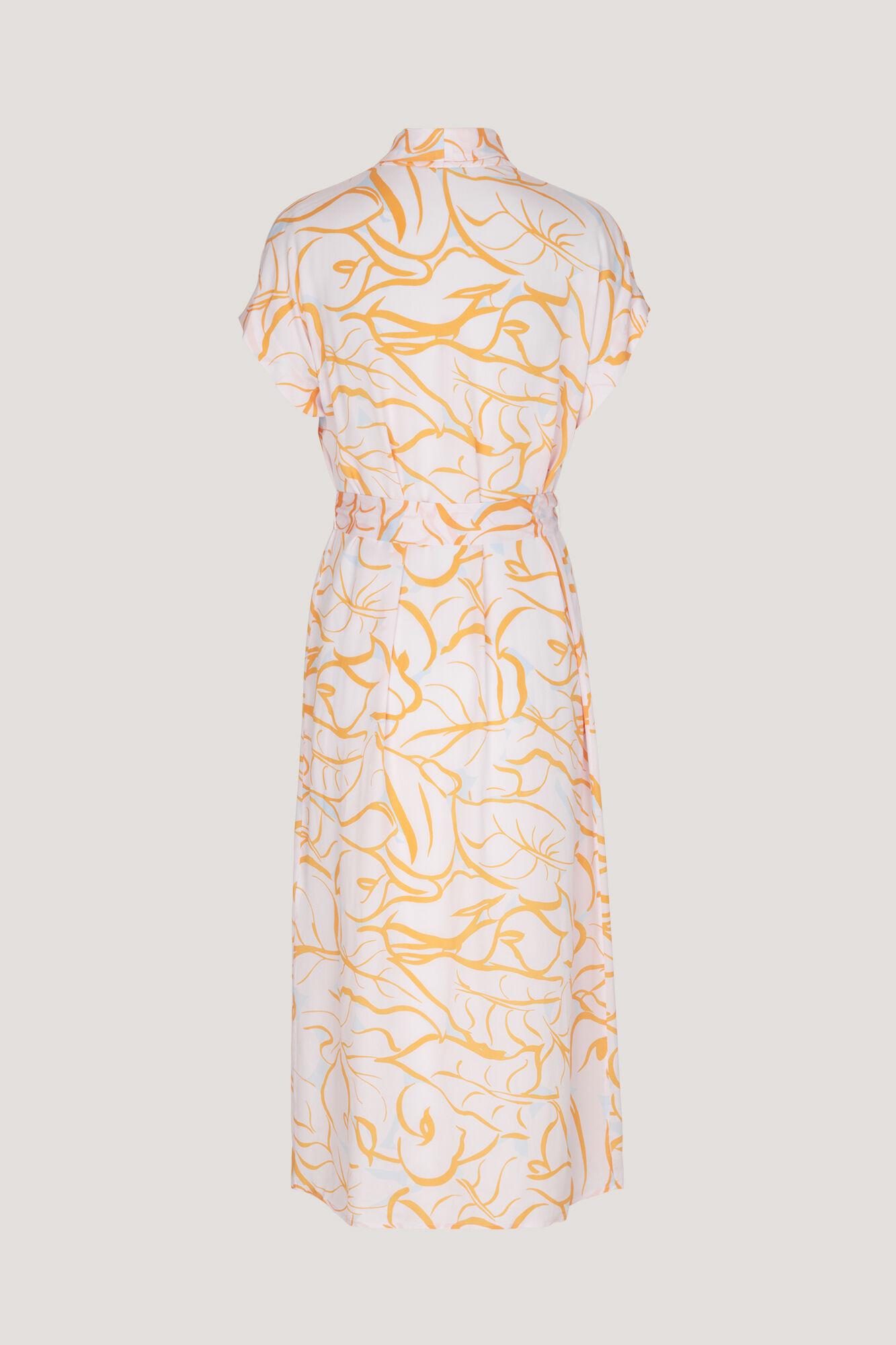 Venice long dress aop 8083