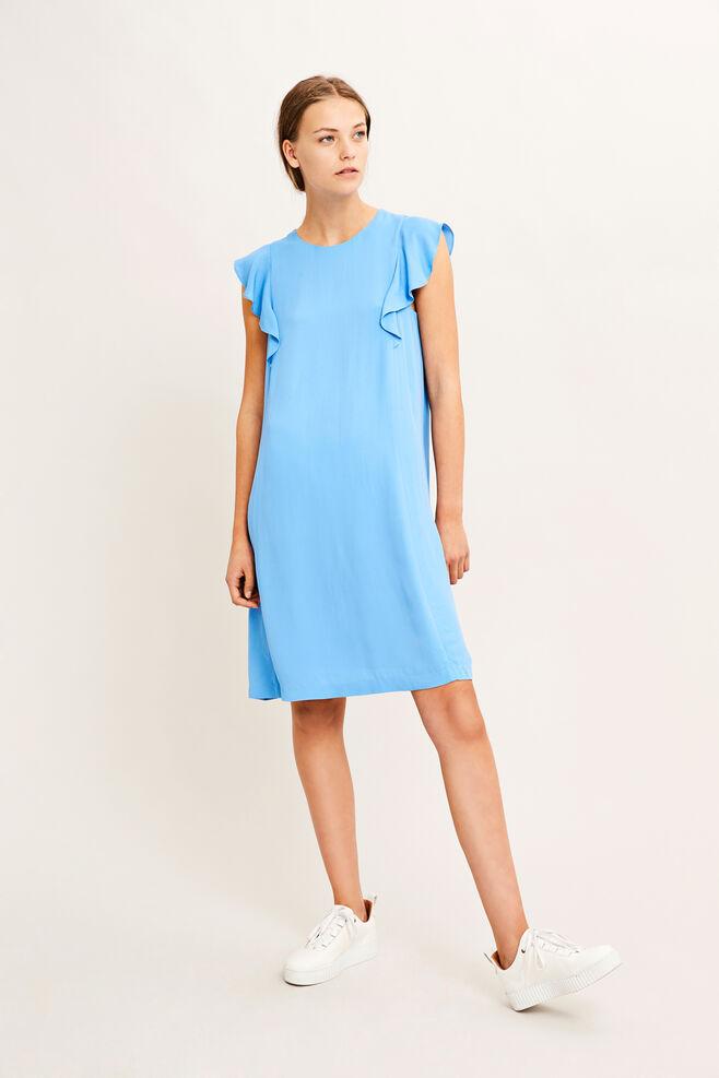 Mentha s dress 6616, SILVER LAKE BLUE