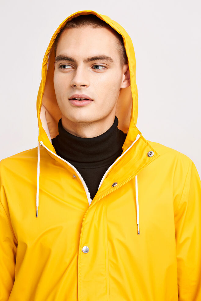 Drop jacket 7357, CADMIUM YELLOW
