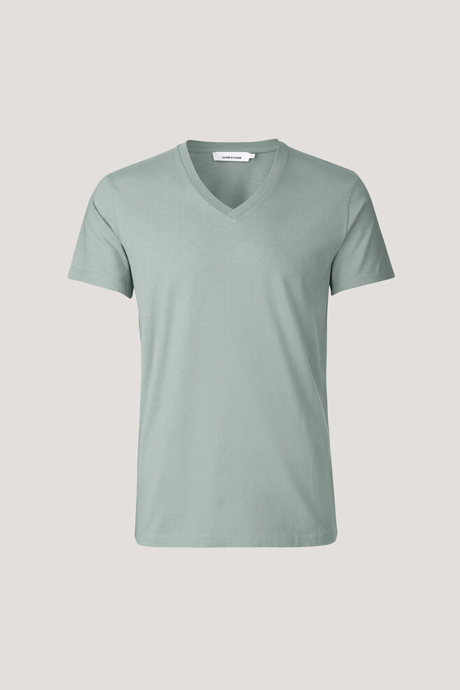 Marian male v-neck basic 273, CHINOIS GREEN