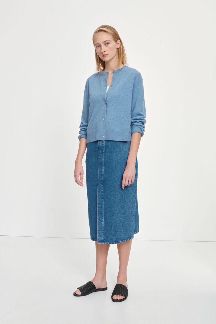 Silvia long skirt 13024