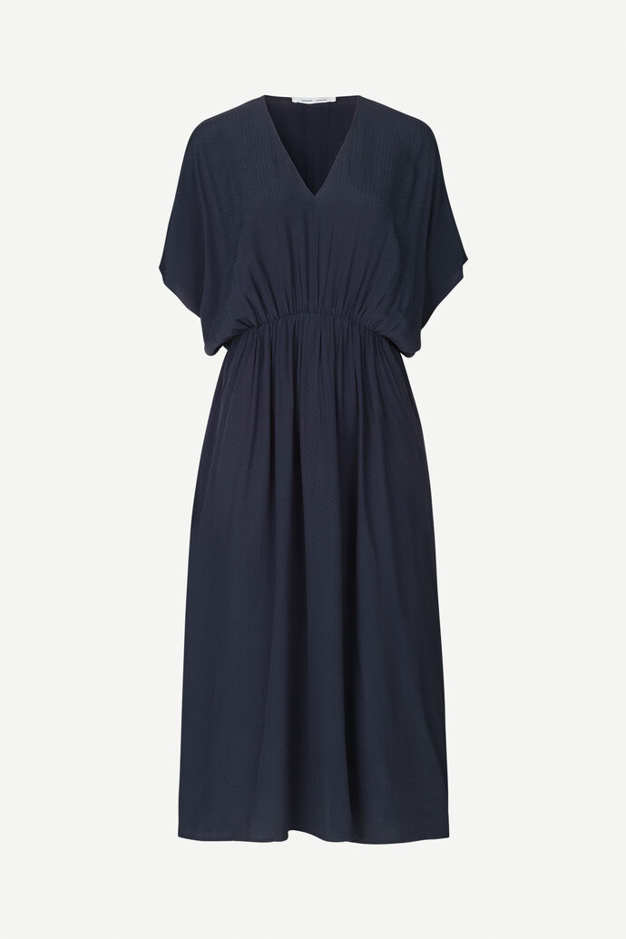 Andina long dress 10458, NIGHT SKY