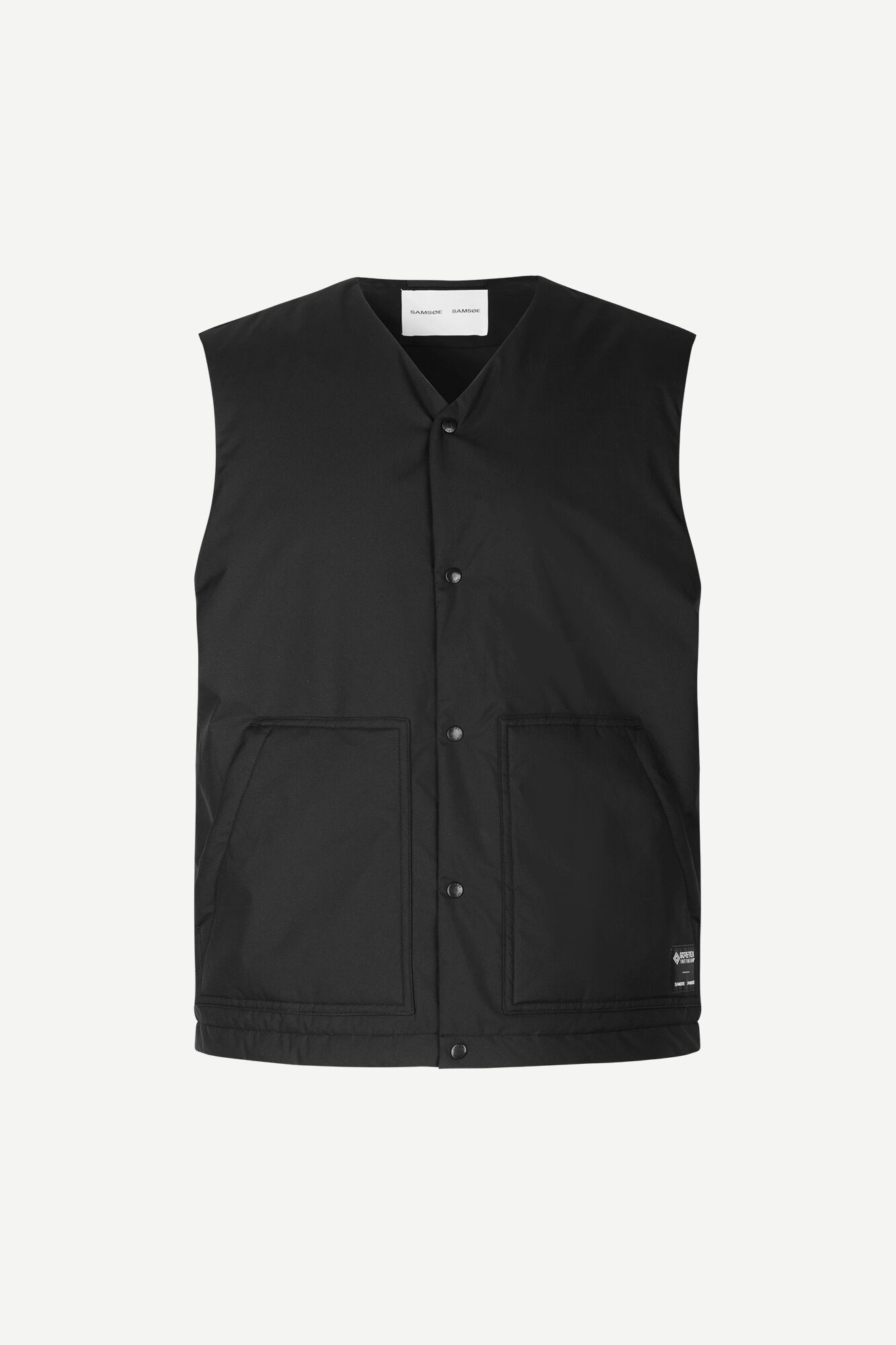 Ushba vest 13038, BLACK
