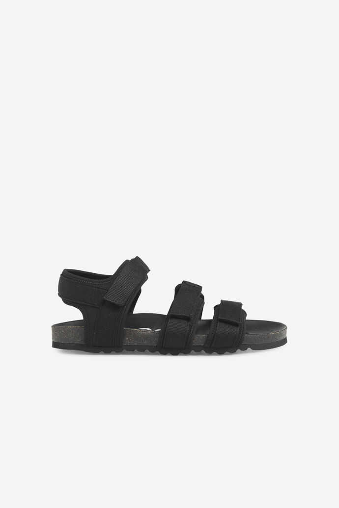 Brennan sandals 10060, BLACK