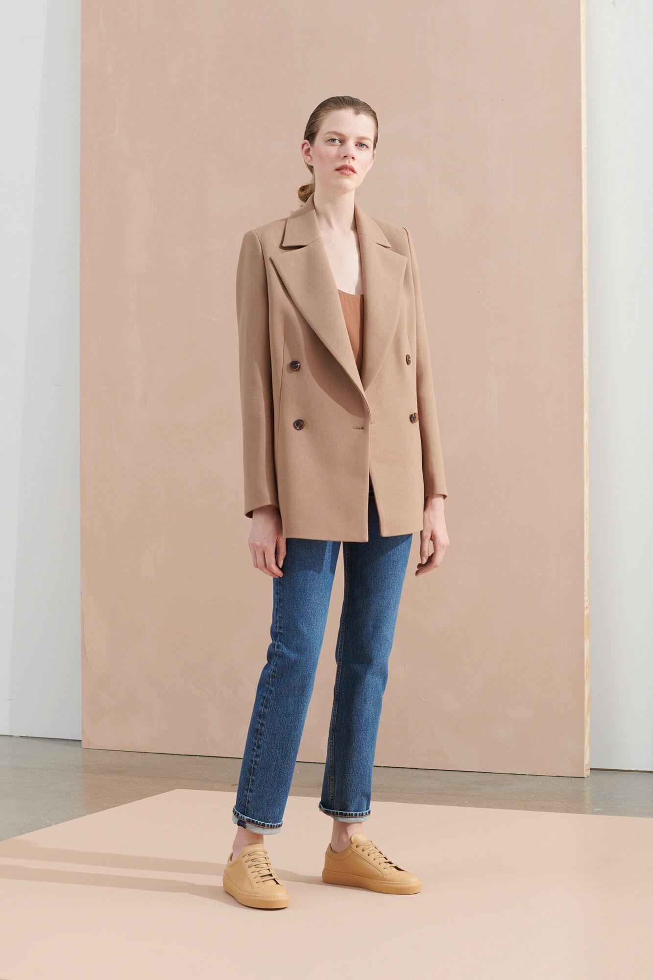 Maike jacket 11470, CROISSANT