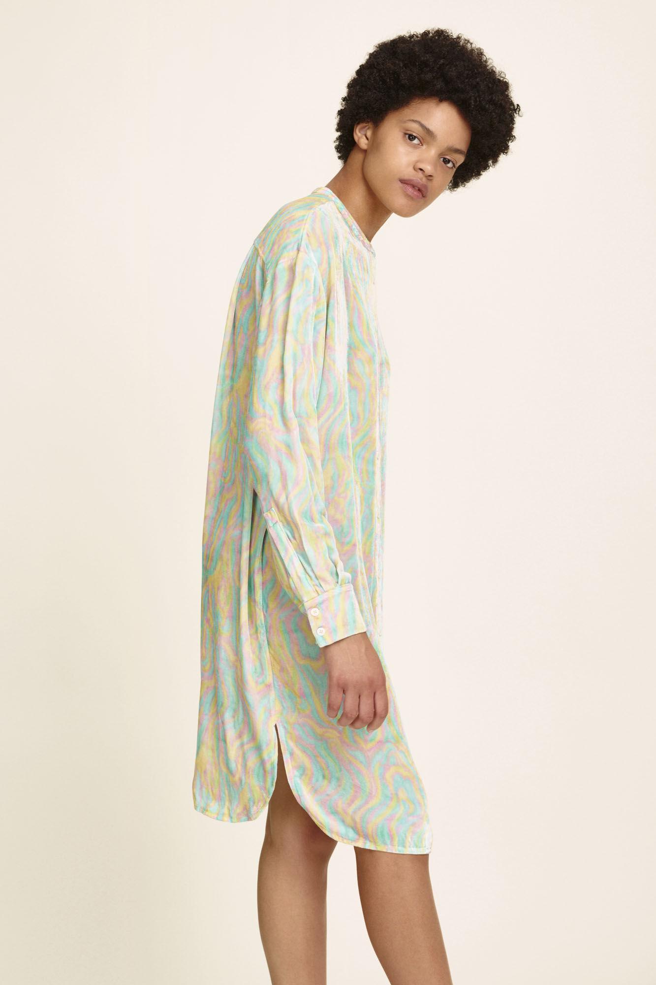 Cassat l shirt aop 6627
