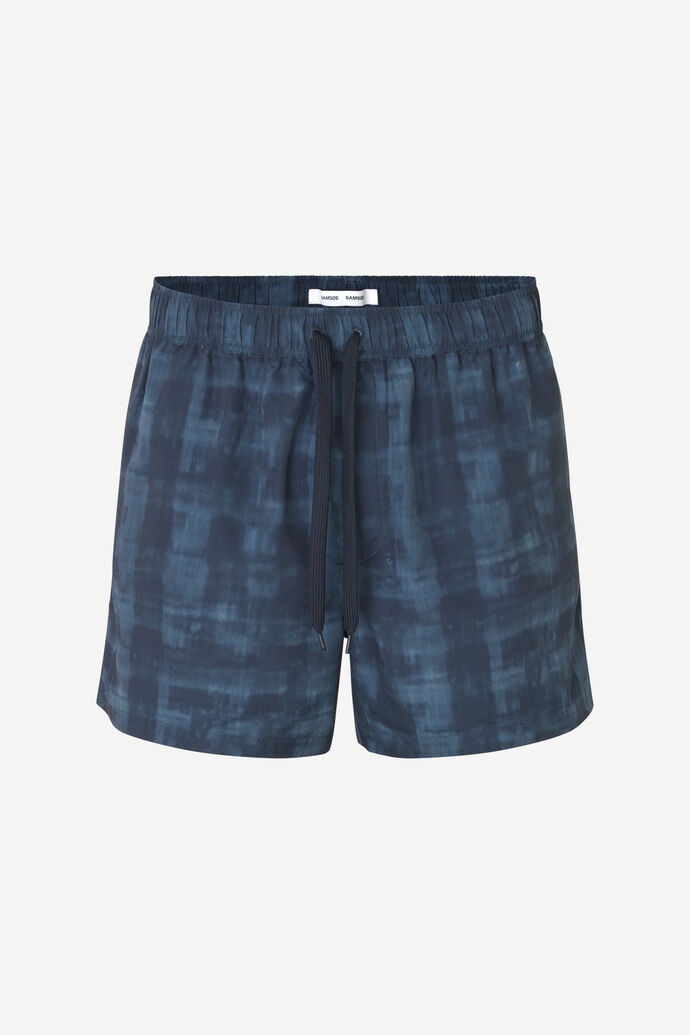 Mason swim shorts aop 13082, BLUE SHIBORI
