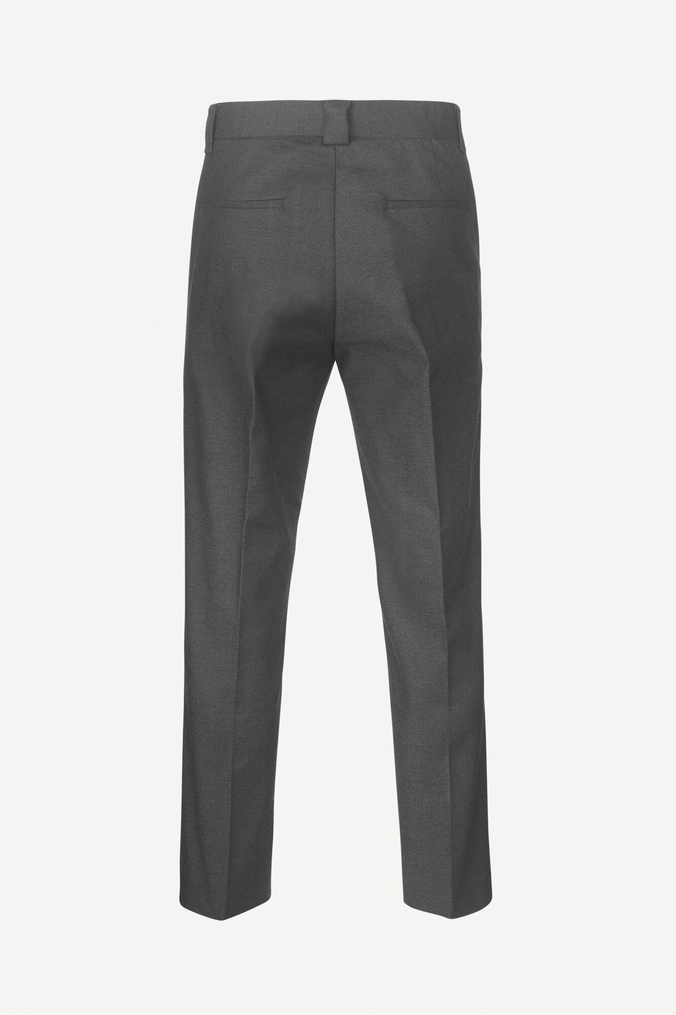 Besso trousers 12811, ASPHALT
