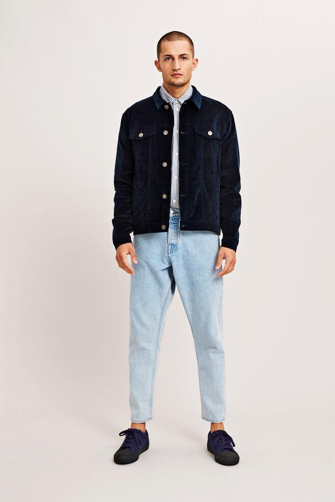Laust jacket 9852, DARK SAPPHIRE