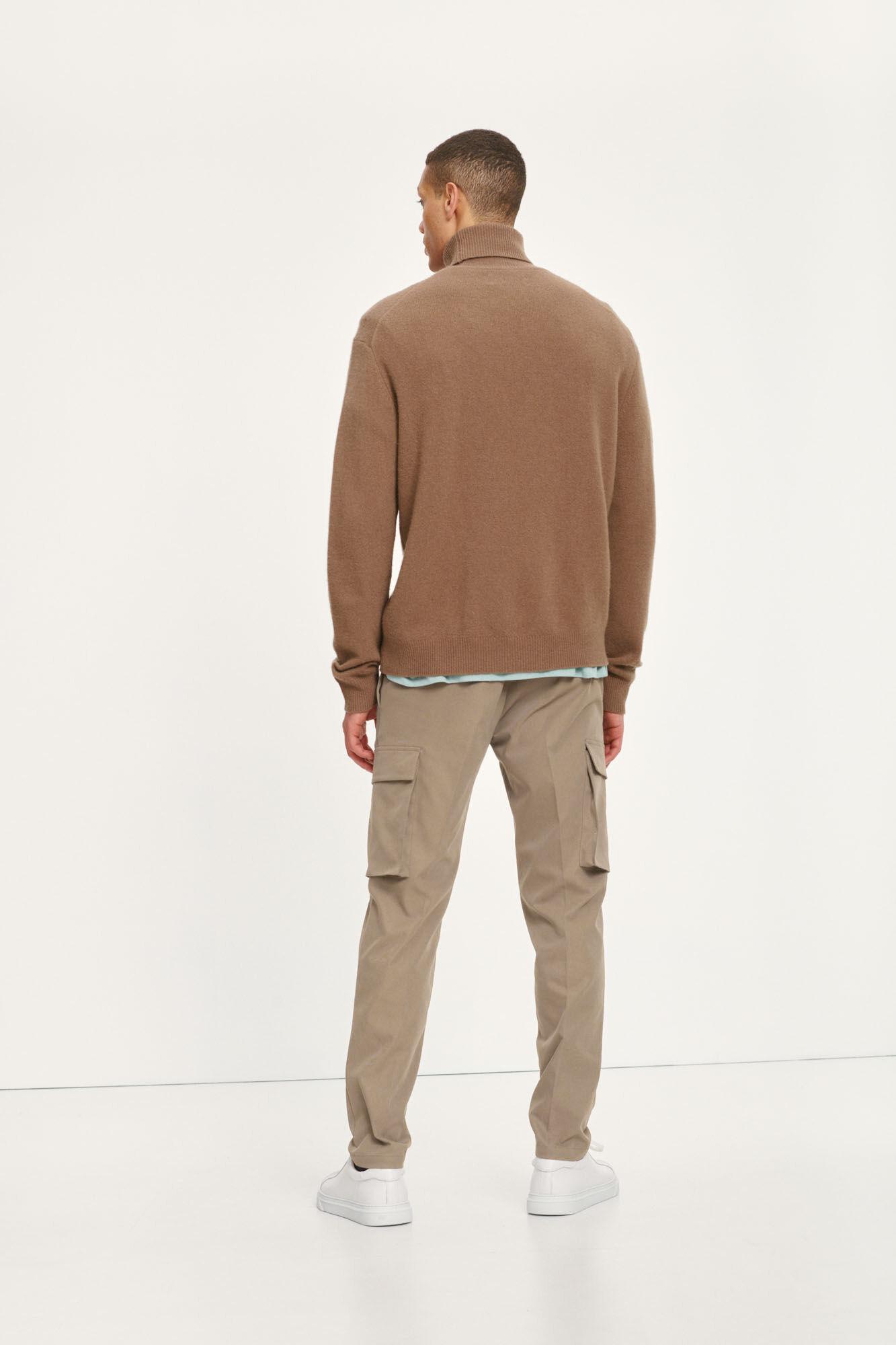 Smithy cargo trousers 12805, SHITAKE