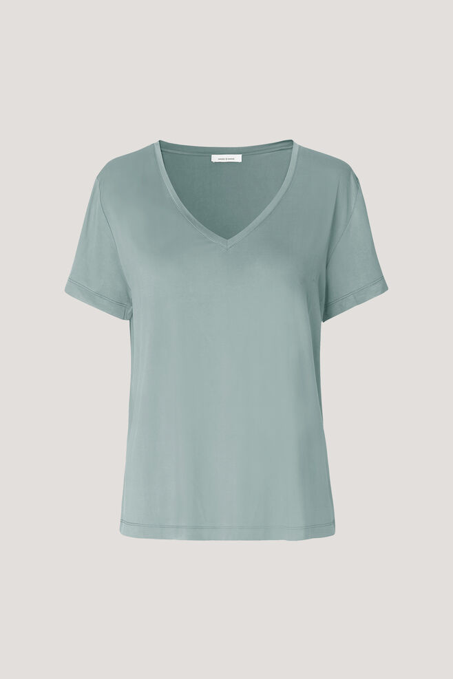 Siff v-neck 6202, CHINOIS GREEN