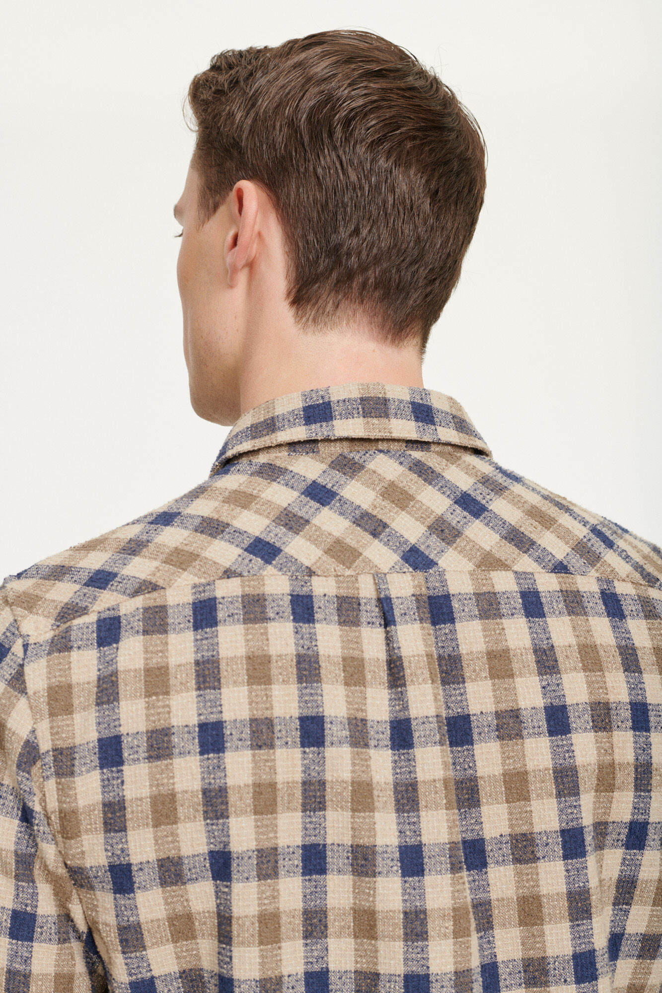 Taro NX shirt 11524, RAINY DAY CH.