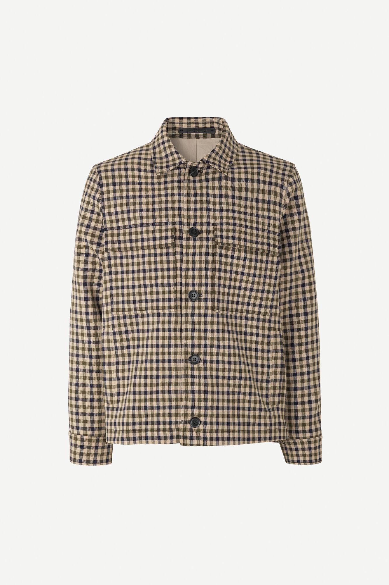 Melito jacket 11429, DEEP LICHEN GREEN CH.