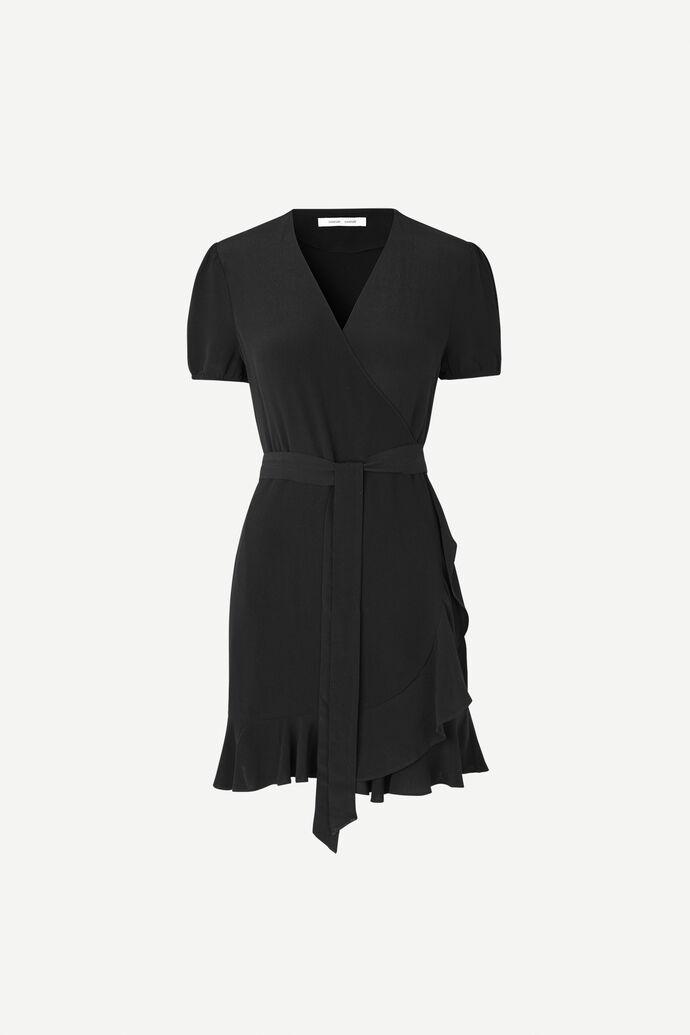 Linetta dress 10056, BLACK
