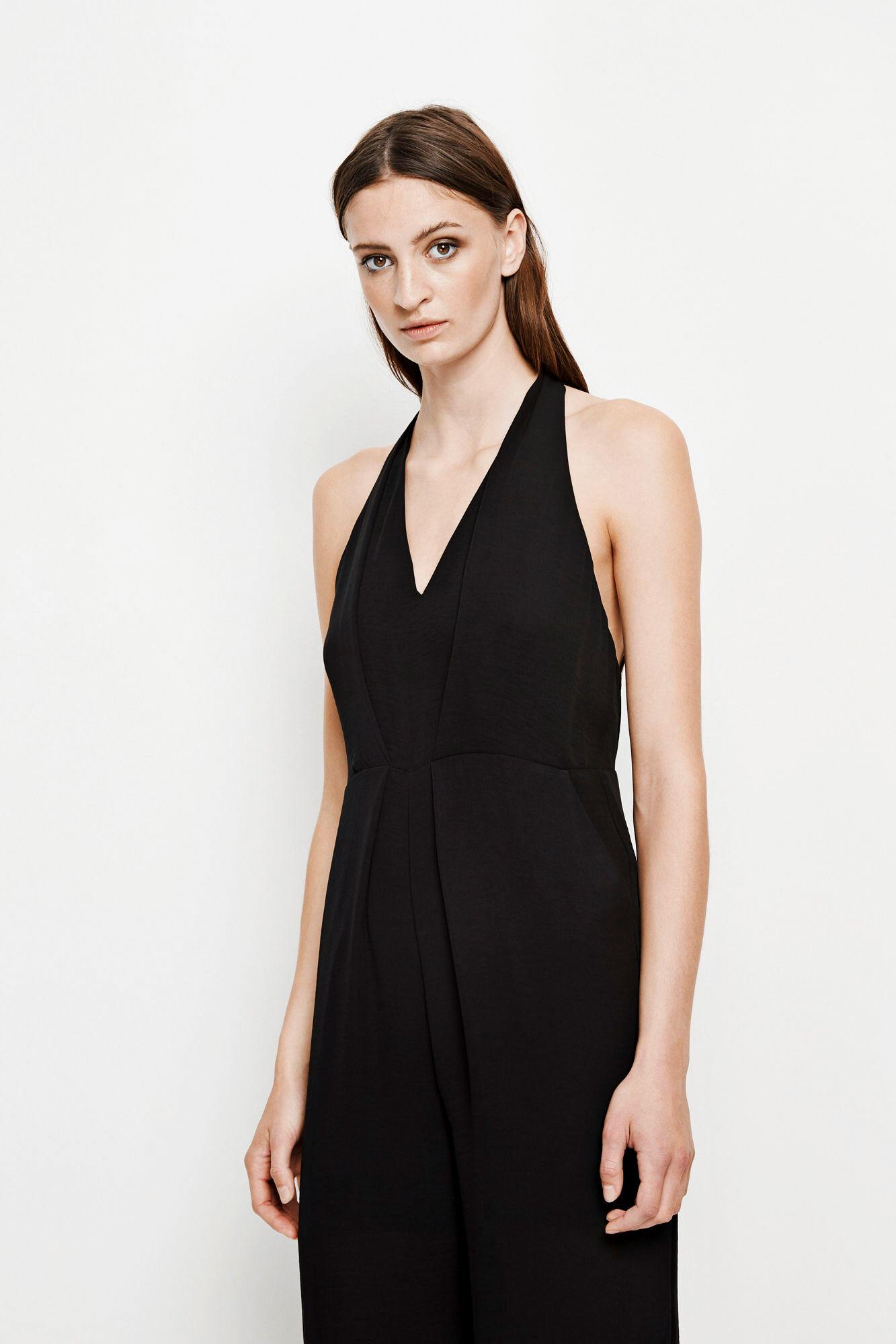Hannah jumpsuit 7369, BLACK