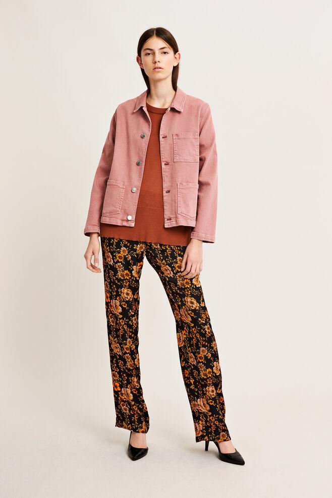 Vera jacket 9807, WOODROSE