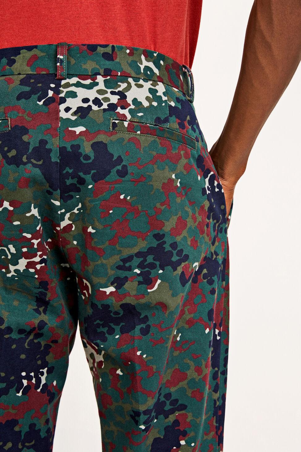 Athi pants AOP 9746