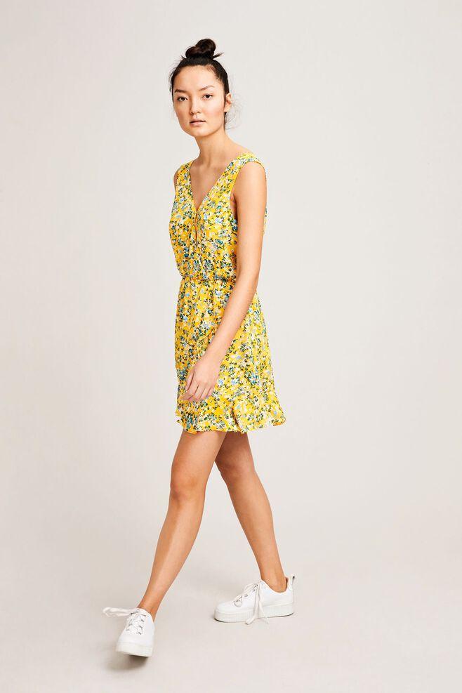 Limon s dress aop 6891, SOLEIL JARDIN