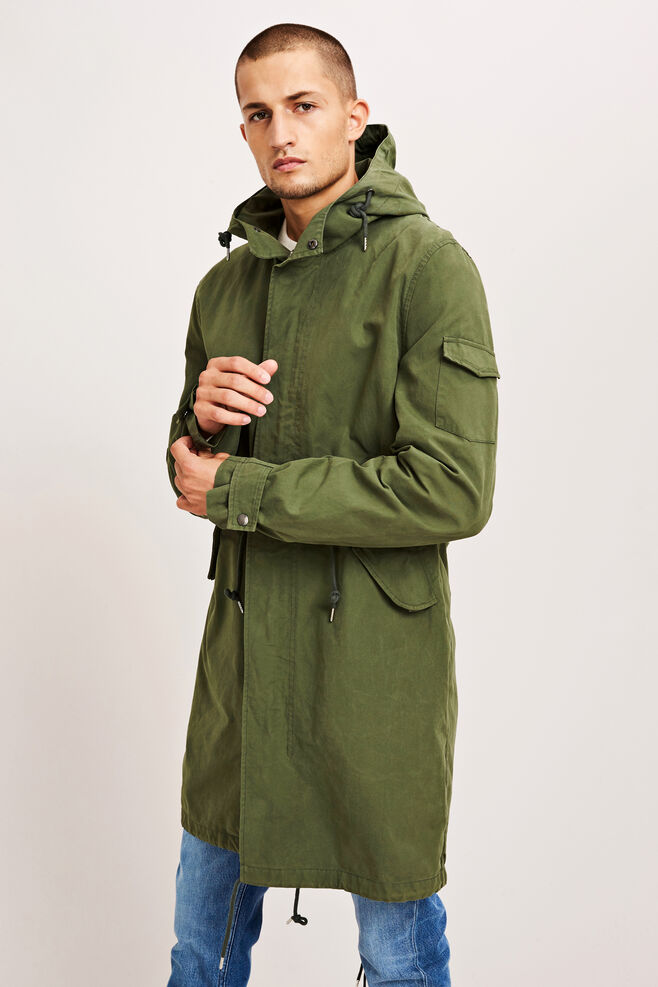 Marc jacket 8231, THYME