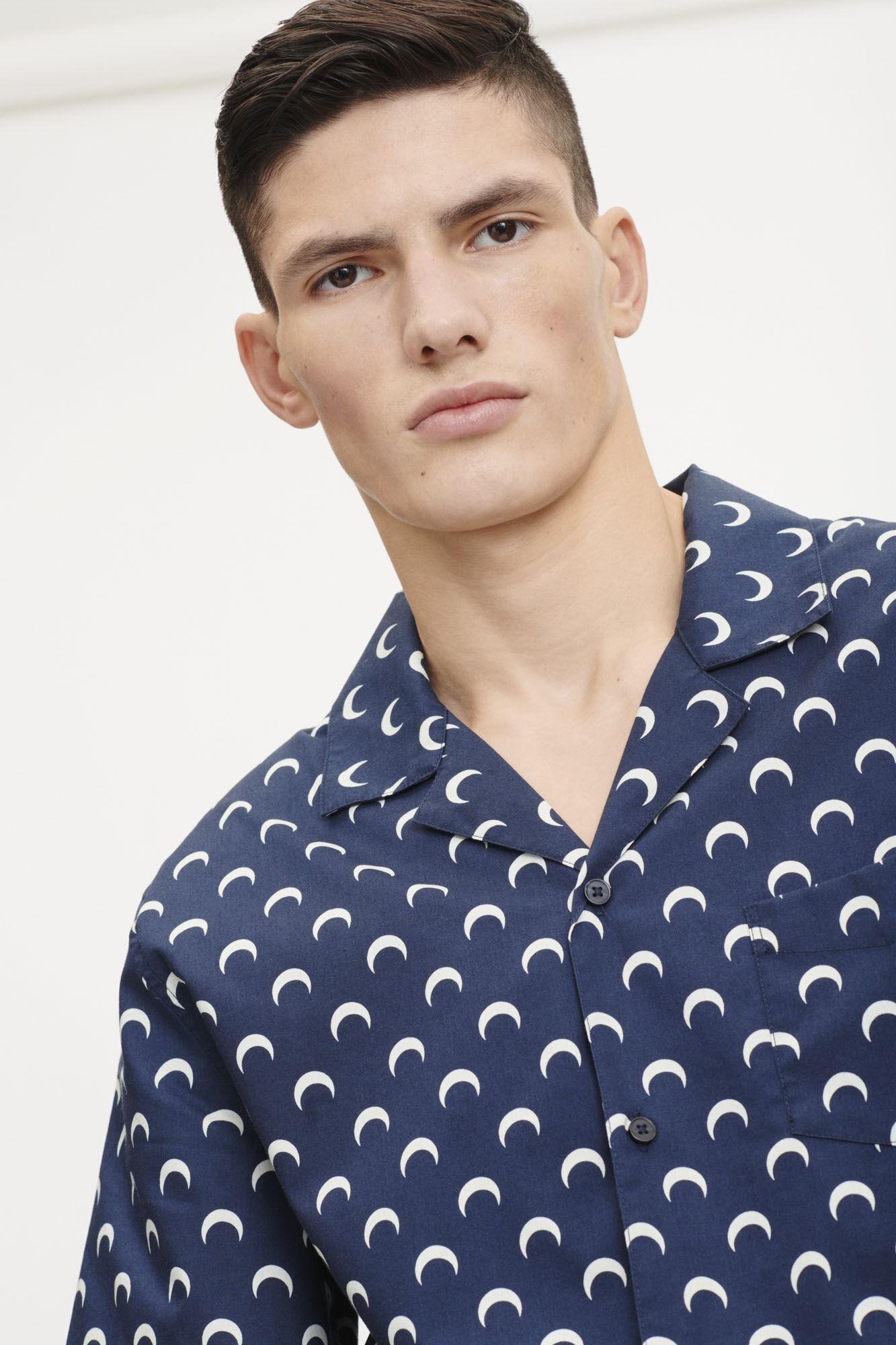 Einar SA Shirt aop 8015