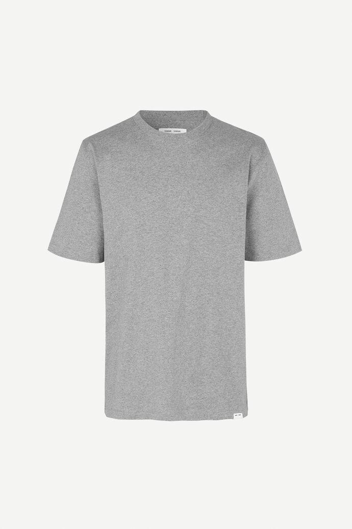 Hugo t-shirt 11415, GREY MEL.