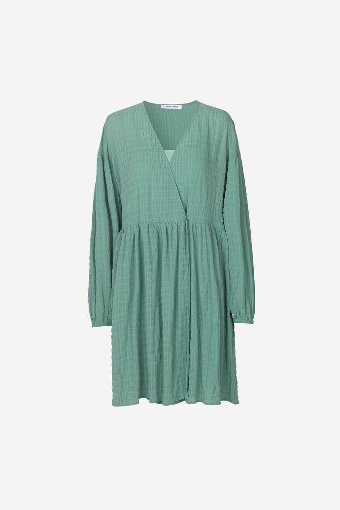Jolie short dress 11156, CREME DE MENTHE