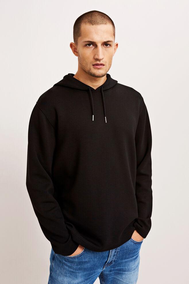 Sang hoodie 9658, BLACK
