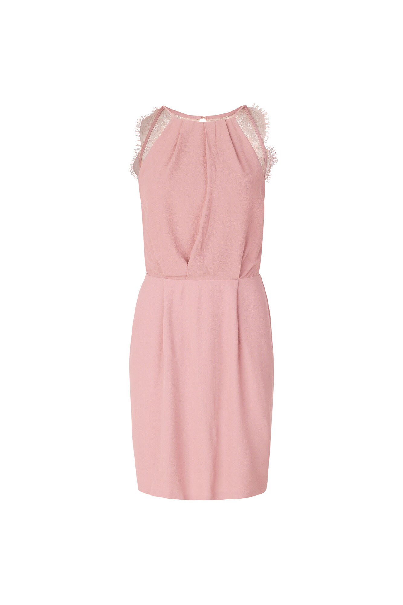 Willow short dress 5687, WOODROSE