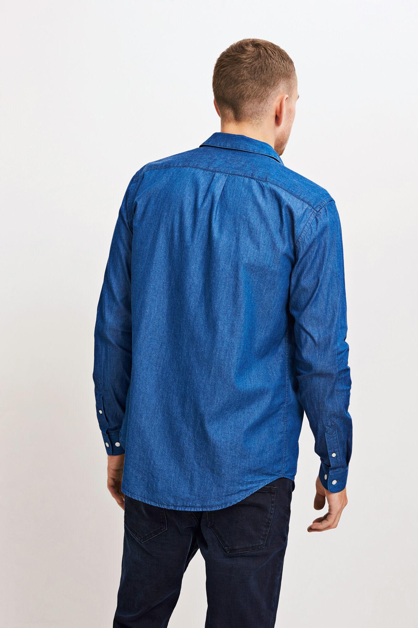 Liam NX 7728, MEDIUM BLUE DENIM