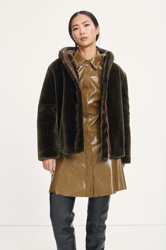Sabal jacket 12855, DARK OLIVE