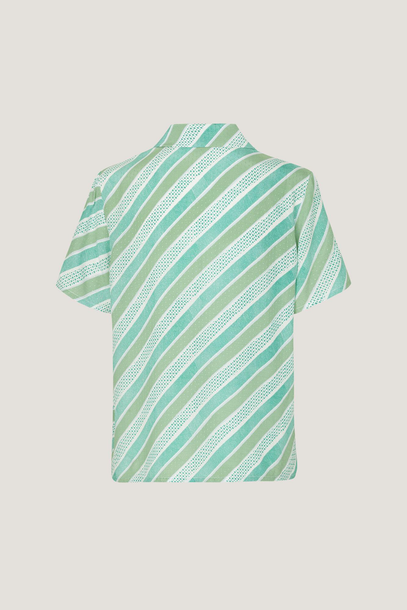 Joni ss shirt aop 10458