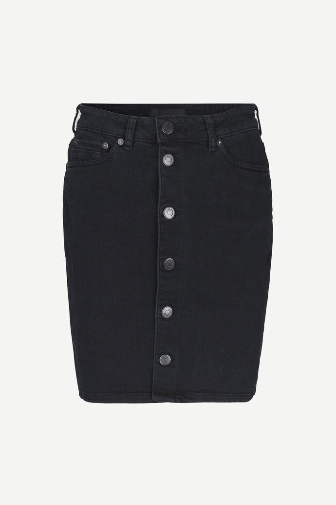 Pamela button skirt 11005